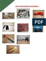 Mis 10 Primeros Instrumentos Mecánicos-teves