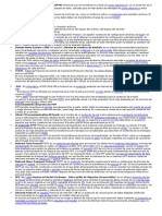 Siglas de Protocolo