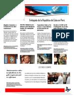 Boletín Cuba de Verdad Nº 95-2015