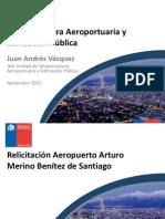 Prt Proyectos Aeroportuarios NOV 2012