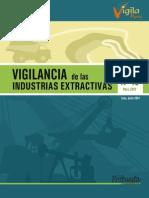 Reporte Vigilancia Actividades Extractivas 18