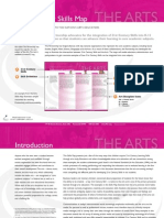 21st century skills arts map