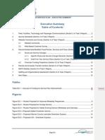 METS Task 3 Report Executive Summary