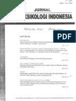 Jurnal Toksikologi Indonesia