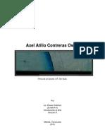 Trabajo Final. Eliseo Ordoñez