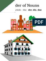 German - Gender