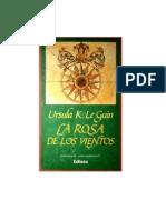 Le Guin Ursula K - La Rosa De Los Vientos.doc