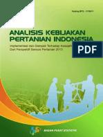 Watermark _Analisis Kebijakan Pertanian Indonesia