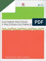 Políticas culturales CLACSO