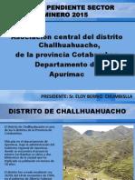 Eloy Berrios-Desarrollo Sustentable-Entre La Comunidad y La Mineria