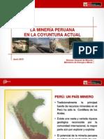 Jaime Chavez Rivas-la Mineria Peruana en La Coyuntura Actual