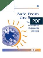 Safe From the Start OJJDP