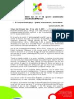 26-07-2011 Entrega Ayuntamiento más de 37 mil apoyos asistenciales mediante el programa Martes DIFerente. C435