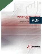 Power 2048 SHDSL Interface GV 2F_4F .2559-04_Manual Português