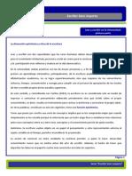Ficha - Modulo 1 Leer y Escribir en La Universidad Primera Parte