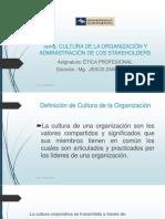 Separata 13 Cultura de La Organización y Administración de Los Stakeholders