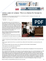 Slavoj Žižek on Greece_ This is a Chance for Europe to Awaken