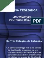 ESSENCIA TEOLÓGICA - Glorificação