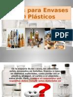 Normas en la Migración Global y Específica de envases No plásticos