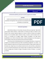 Ficha - Modulo 1 Leer y Escribir en La Universidad Segunda Parte
