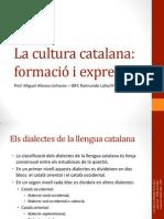 La variació de la llengua catalana