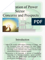 Privatization of Power Sector