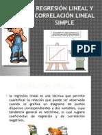 Regresión y Correlación Lineal Simple