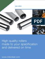 Fastrax Conveyor Roller Brochure