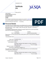 Replacement Certificate Application Form Ver 1.4 May 2012 1