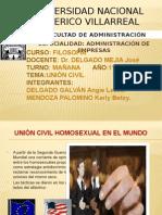 Unión Civil