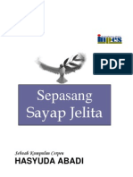 Sepasang Sayap Jelita