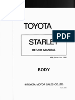 ep82 starlet wiring and connectors 2 rh scribd com toyota starlet electrical wiring diagram toyota starlet 1998 wiring diagram