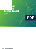 NZ Small Business Sector Report 2014