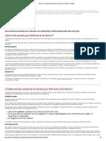 ¿Qué Es La Anemia Por Deficiencia de Hierro_ (Printer-Friendly)