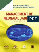QR Management of Neonatal Jaundice (Second Edition)