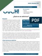 Antivirus de OUCH 2014