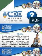 Presenctacion CDE MIPYME GF