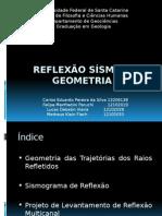 Reflexão Sísmica - Geometria