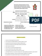 INSTRUMENTO Gestión y Organización Escolar
