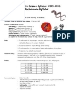 syllabus 15-16 lifescience