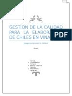 Chiles en Vinagree