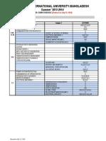 Reevised Final Exam Schedule of Summer 2013-14 _July 23