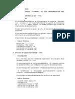 Informe 1 - Desarrollo Teorico