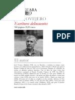 Dossier Prensa Escritores Delincuentes