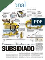 Reportaje Sobre El Uso de Gas en Vehiculos