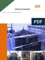 Catalogo Procesos de Oxidacion Avanzada