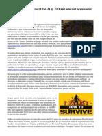 Juegos Supervivencia (1 De 2) @ ElOtroLado.net ordenador Juegos