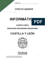 Informatica 4 Eso Castilla y Leon Adarve