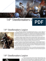 14th Steelbreakers Legion