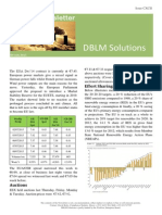 DBLM Solutions Carbon Newsletter 09 July 2015